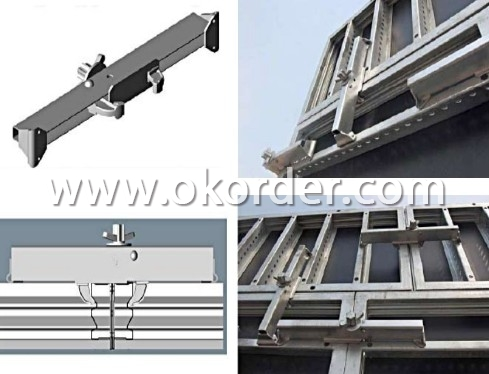 Timber-Beam Formwork