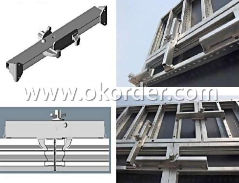 Timber-Beam Formwork