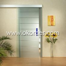 4-5mm clear acid etched glass for doors,decorations,etc.
