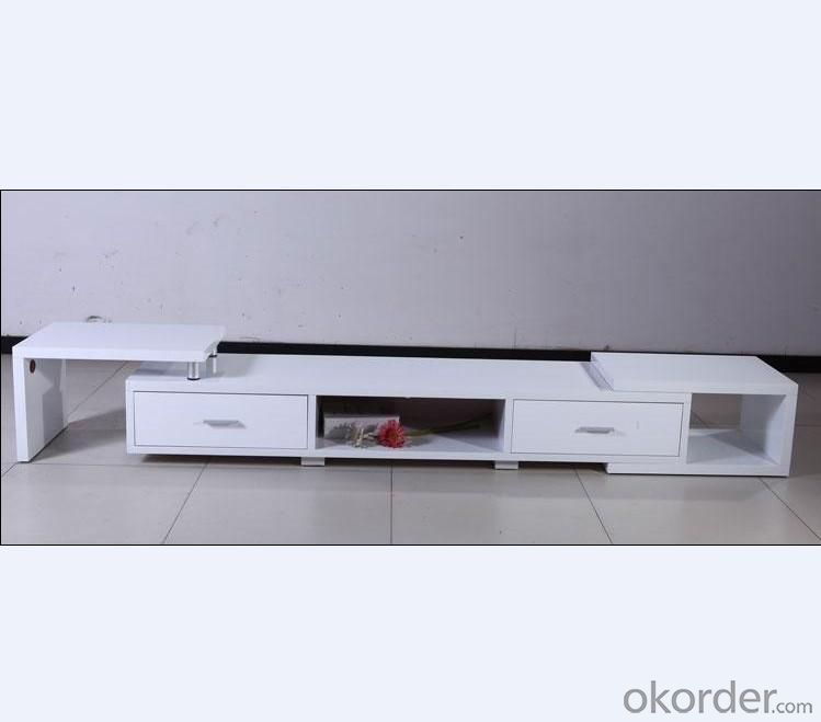 Lacquer TV Stand