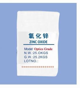 Optics Grade Zinc Oxide For Optics