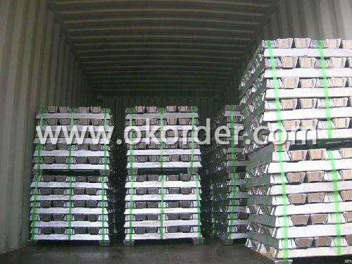 Aluminum Ingot AA5182-2