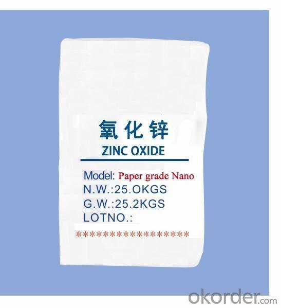Paper Grade Zinc Oxide