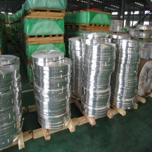 Mill Finished Aluminium Strips