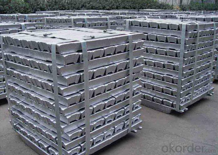 Aluminum Ingots AA1050