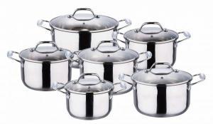 12 pcs Cookware Set