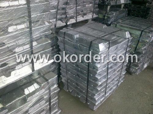 Aluminum Ingot AA3105-2