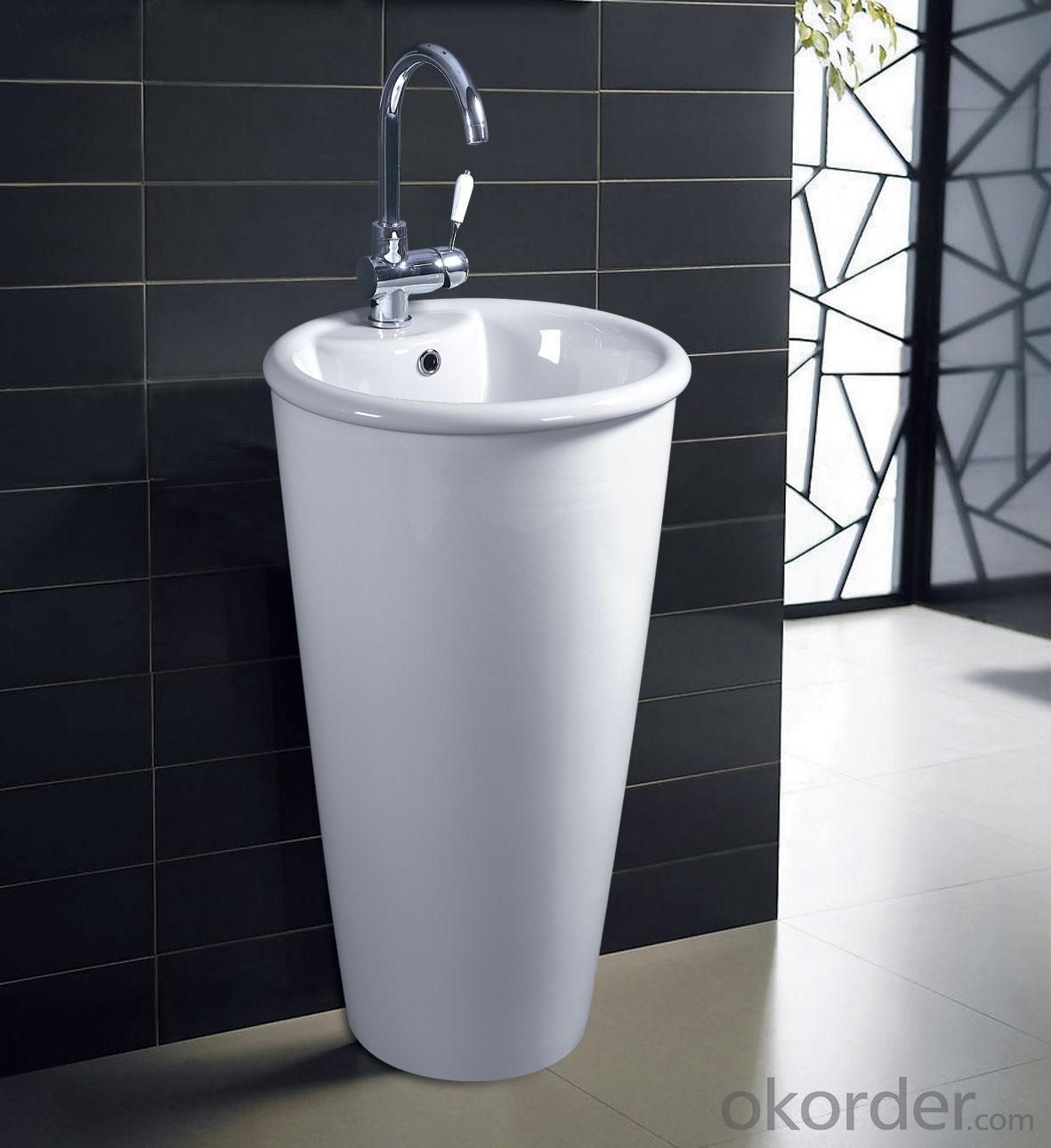 Basin With Pedestal CNBP-2009