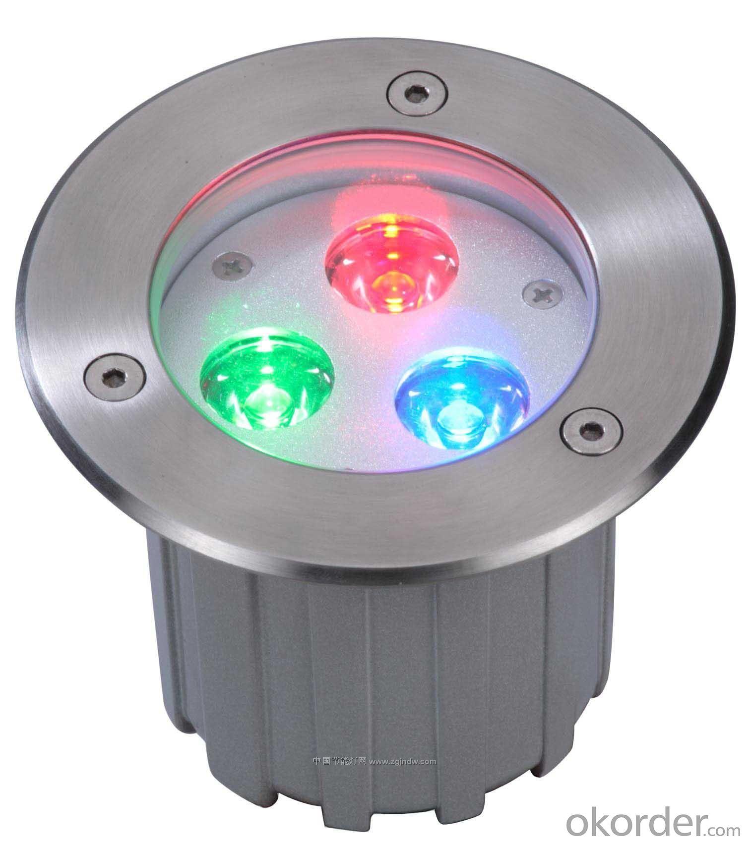 LED Underground Light/18W High CRI