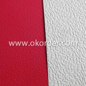 Stucco Embossed Aluminium Coil