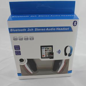 Multi- Functional Wireless Stereo Bluetooth Headset