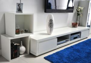PVC TV Stand