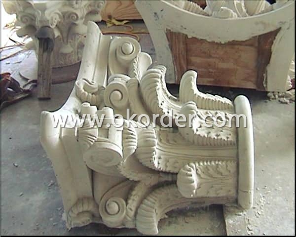 China Column Head Mould-8