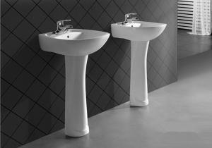 Basin With Pedestal CNBP-2020