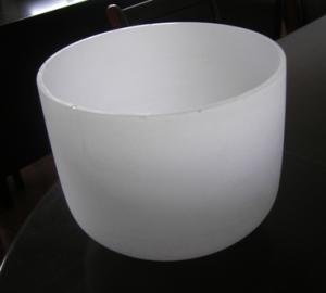 Sized Quartz Crucible