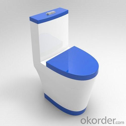 Toilet Use Ceramic Closestool CNT-1019