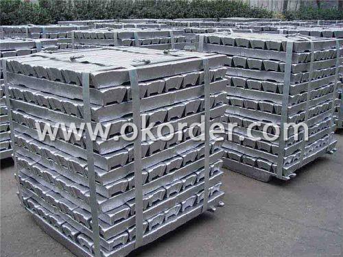 Aluminum Ingot AA1050-1