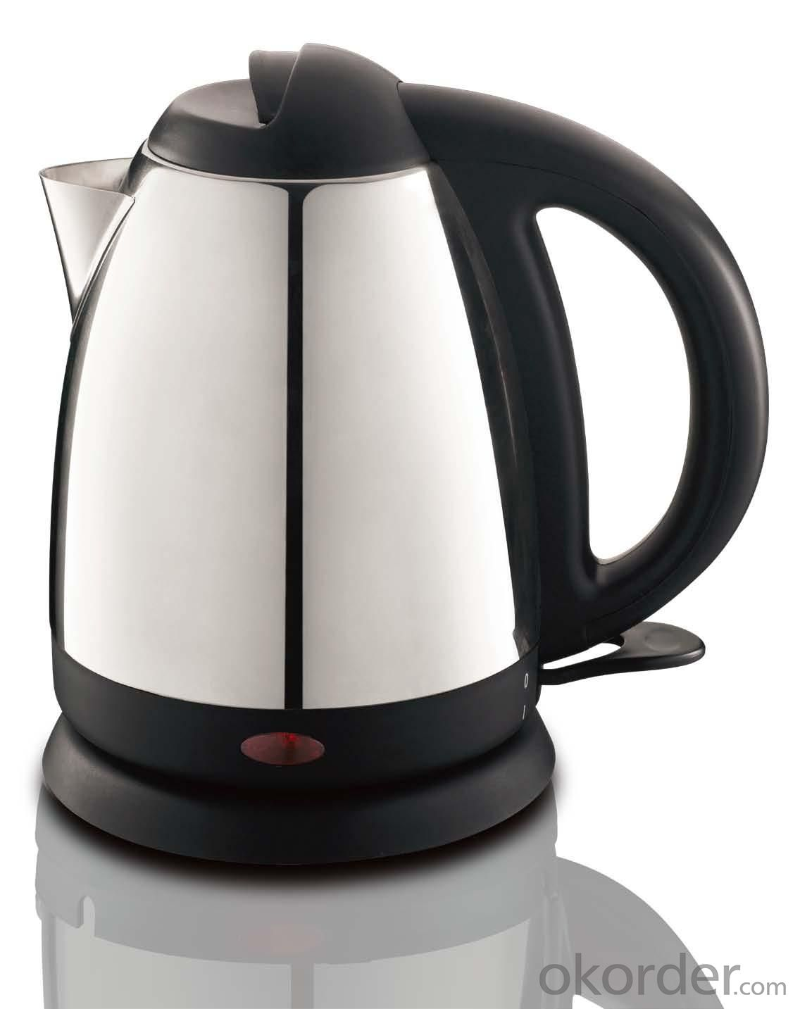 2014 Promotional Stainless Steel Water Kettles