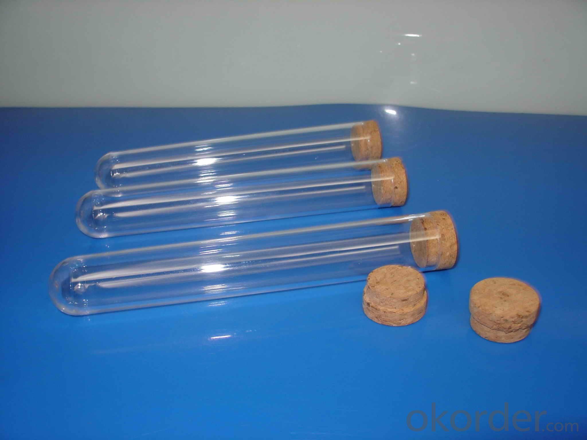 UV Quartz Tubes