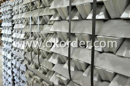 Aluminum Ingot AA1100-1