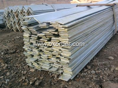 Galvanized Flat Bar