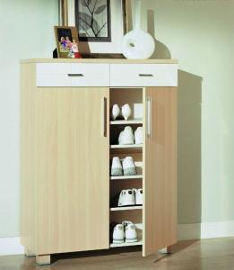 Laminate Shoe Racks