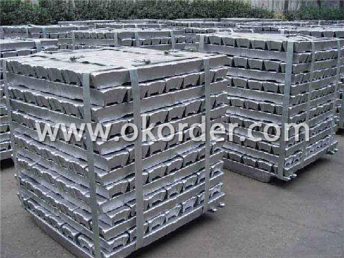 Aluminum Ingot AA3004-2