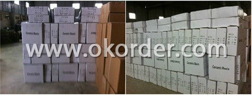 Ceramic Toilet CNT-1013 Packing