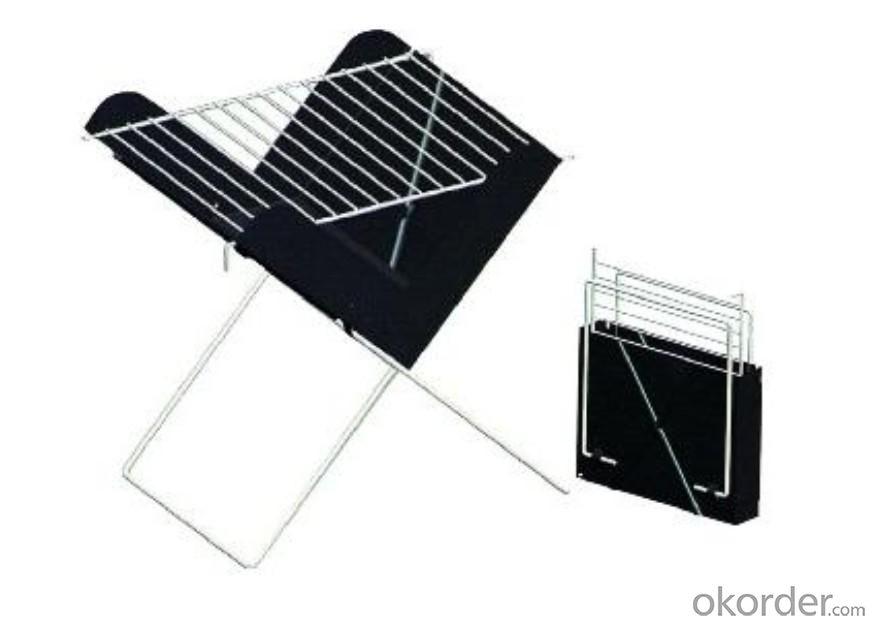 Foldable BBQ Grill--F28018B