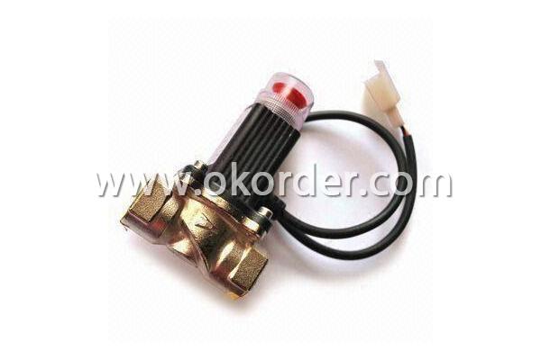 Brass Electromagnetic Solenoid Valve