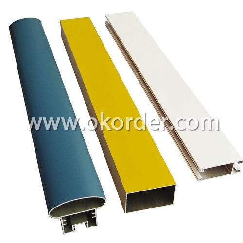 Aluminum Profiles AA1xxx-1