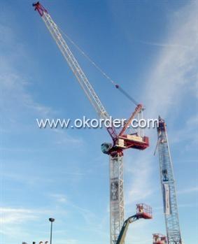 LUFFING TOWER CRANE STL330