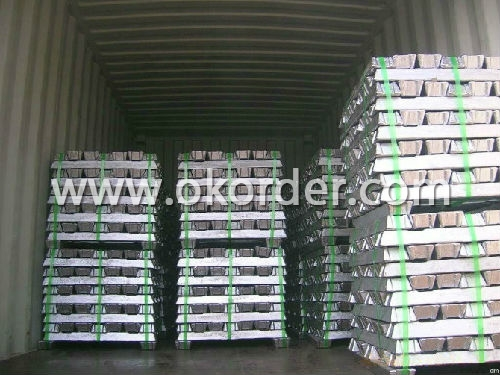 Aluminum Ingot AA1070-2