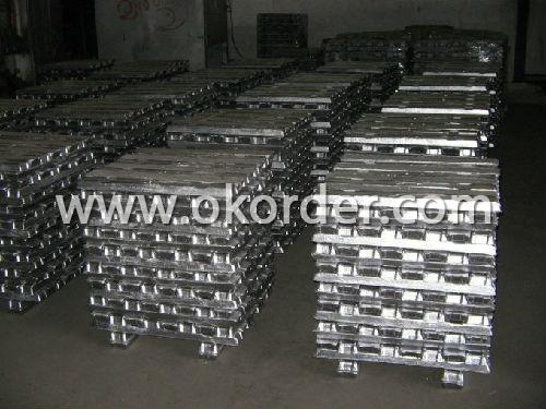 Aluminum Ingot AA3003-2