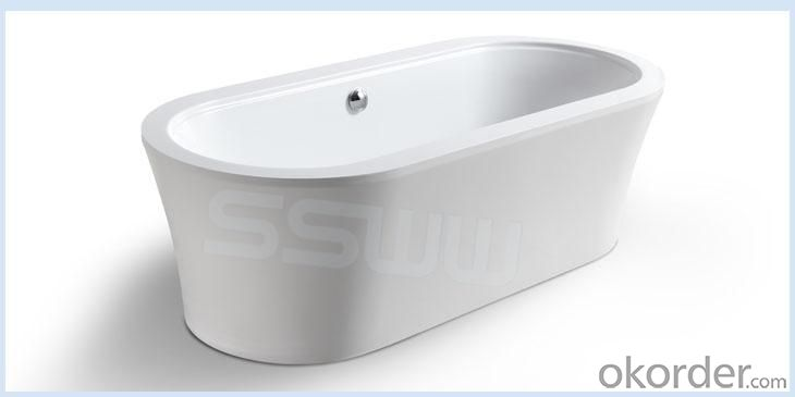 Underwater Massage Bathtub