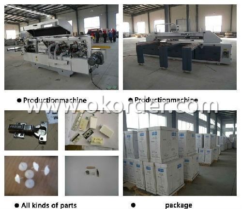 Factory Process of Modern Bathroom Vanity