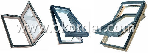 High Quality Top Hung Roof Window