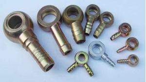 High Quality Hydraulic  Hose Fittings