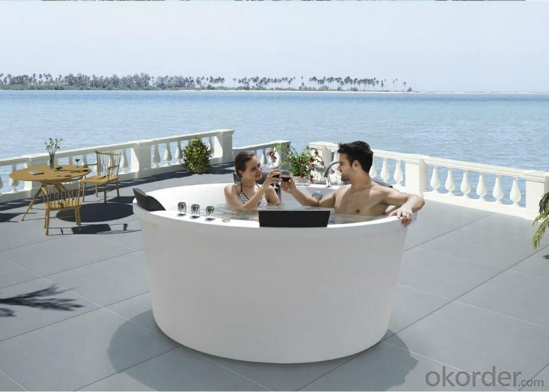 Best Quality Enamel Casting Iron Bathtubs-8807