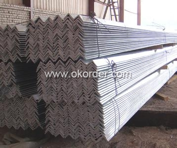 MS Galvanized Steel Angle