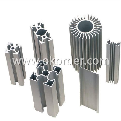 Aluminum Profiles AA3xxx-1