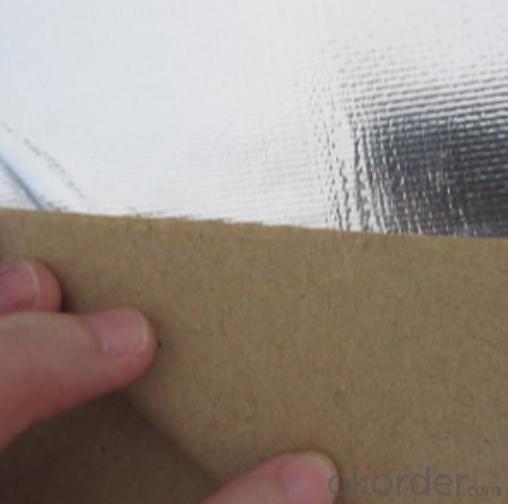 E- Glass Fiber Fabric Laminated with Aluminum Foil