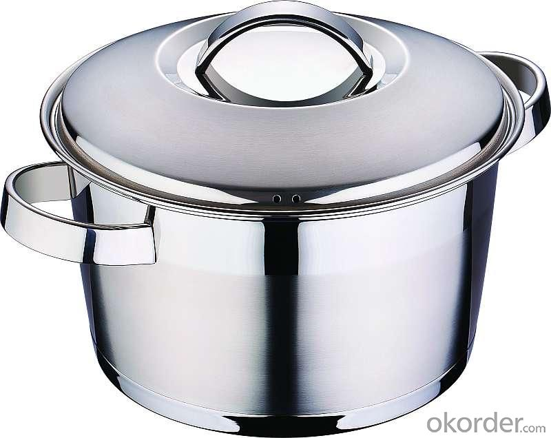 5 pcs Cookware Set With Glass Lid