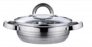 High Quality 7pcs Square Cookware Set