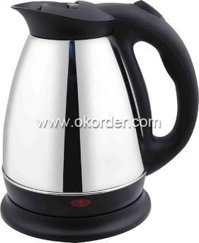 Novel Popular Electric Stainless Steel Kettle