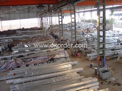 Galvanized Steel Round Bars