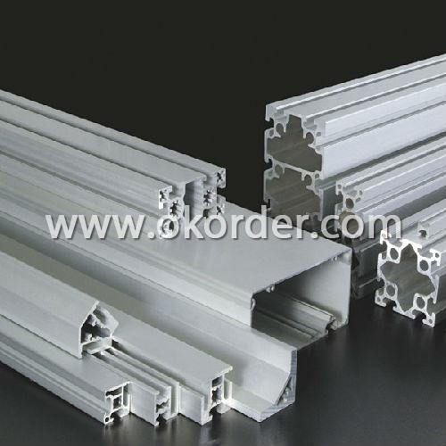 Aluminum Profiles 6060-1