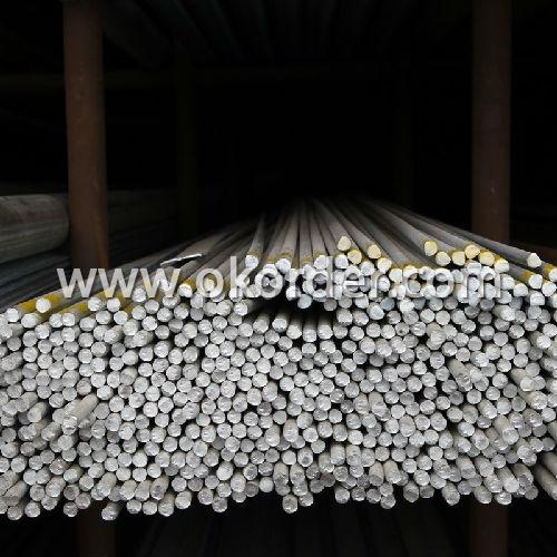 Galvanized Steel Round Bars