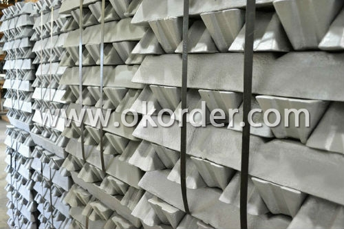 Aluminum Ingot AA3003-1