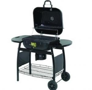 Hamburger Charcoal BBQ Grill--H2024T
